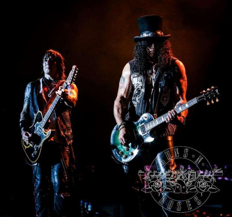 Bilet concert Guns N' Roses Praga 7 iulie 2017 cu hotel inclus