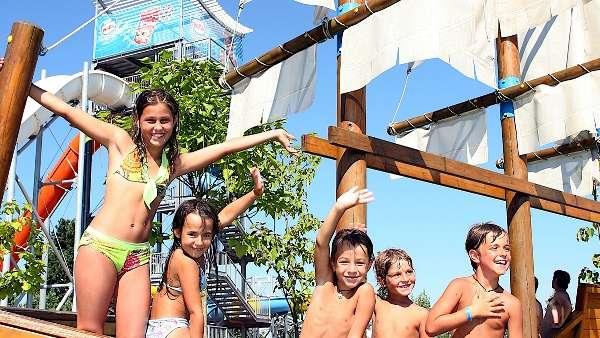 Sejur Aqua Park Milano Ondaland iunie 2017