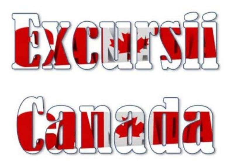 Atractii turistice si excursii optionale Canada