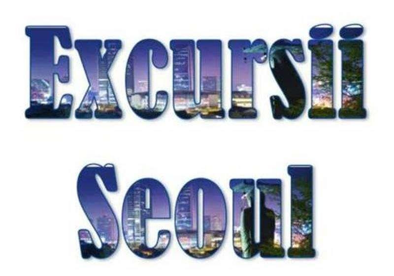 Atractii turistice si excursii optionale Seoul