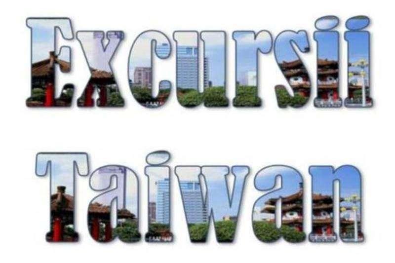 Atractii turistice si excursii optionale Taiwan