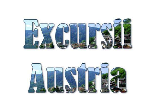 Atractii turistice si excursii optionale Austria