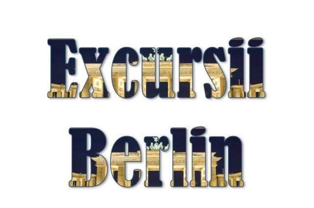 Atractii Turistice si Excursii optionale Berlin