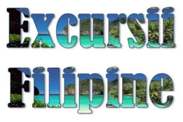 Atractii turistice si excursii optionale Filipine