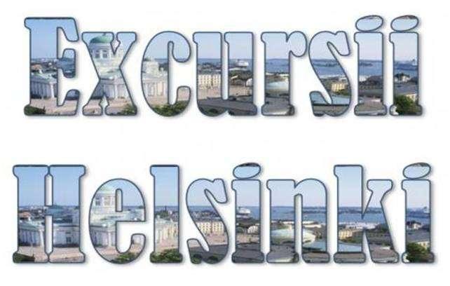 Atractii turistice si excursii optionale Helsinki
