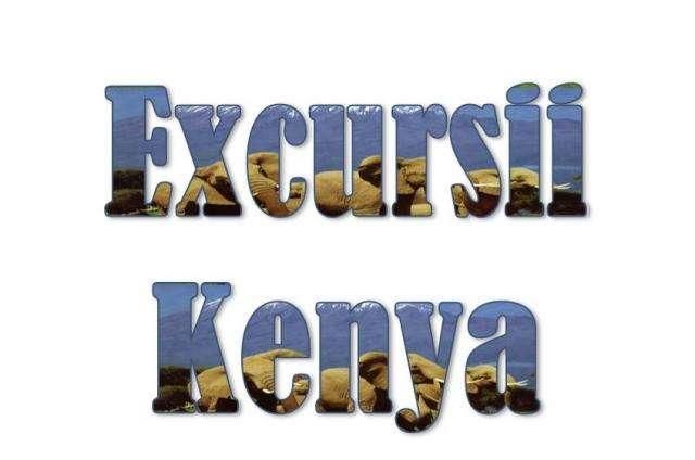Atractii turistice si excursii optionale Kenya