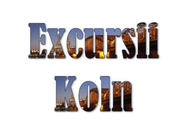 Atractii turistice si excursii optionale Koln