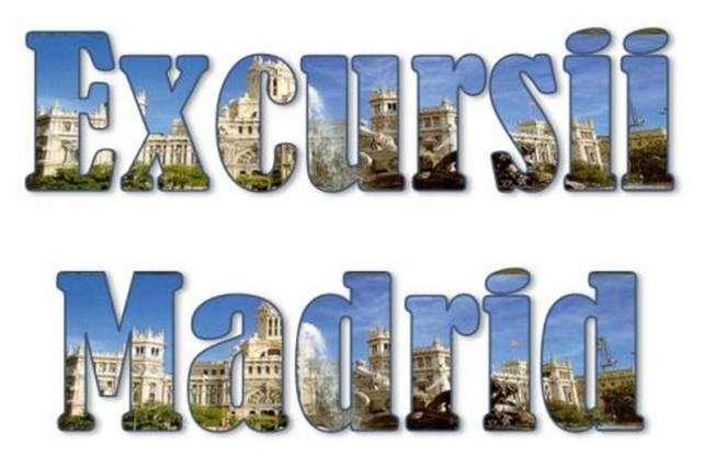 Atractii Turistice si Excursii optionale Madrid