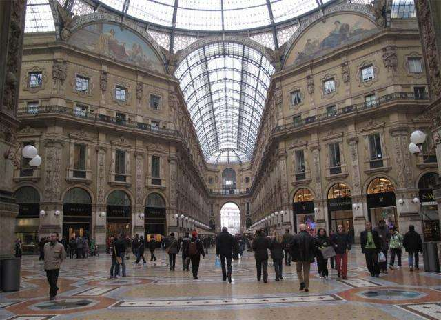 Atractii Turistice si Excursii optionale  Milano