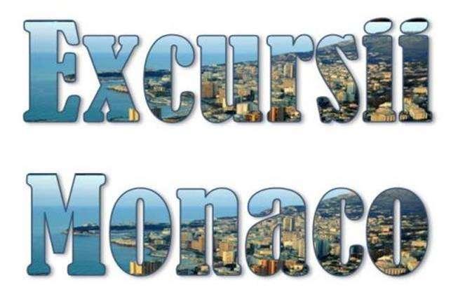 Atractii turistice si excursii optionale Monaco