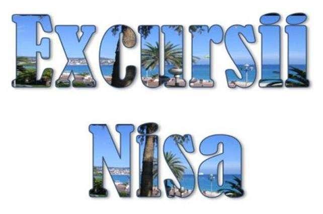 Atractii Turistice si Excursii optionale Nisa