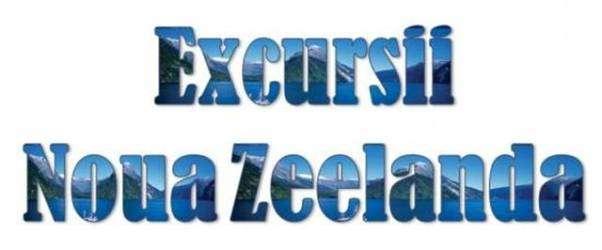 Atractii turistice si excursii optionale Noua Zeelanda