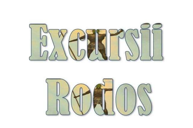 Atractii turistice si excursii optionale Rodos