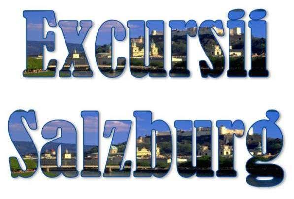 Atractii turistice si excursii optionale Salzburg
