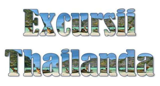 Atractii turistice si excursii optionale Thailanda