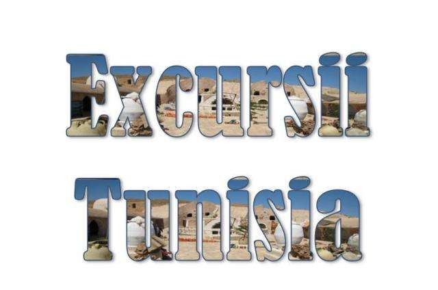 Atractii turistice si excursii optionale Tunisia