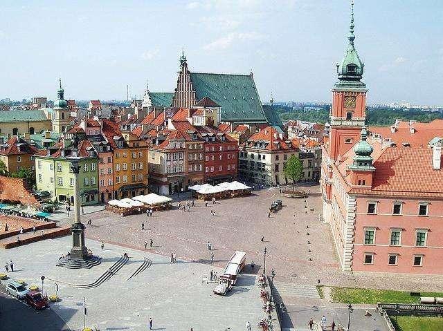 Atractii Turistice si Excursii optionale Varsovia
