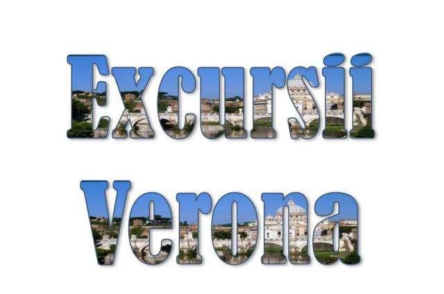 Atractii Turistice si Excursii optionale Verona