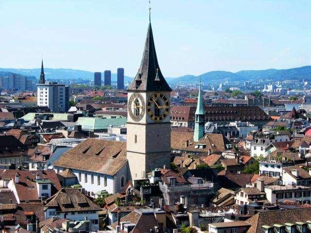 Atractii turistice si excursii optionale Zurich