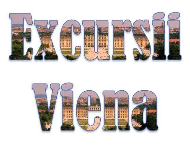 Atractii turistice si excursii optionale Viena