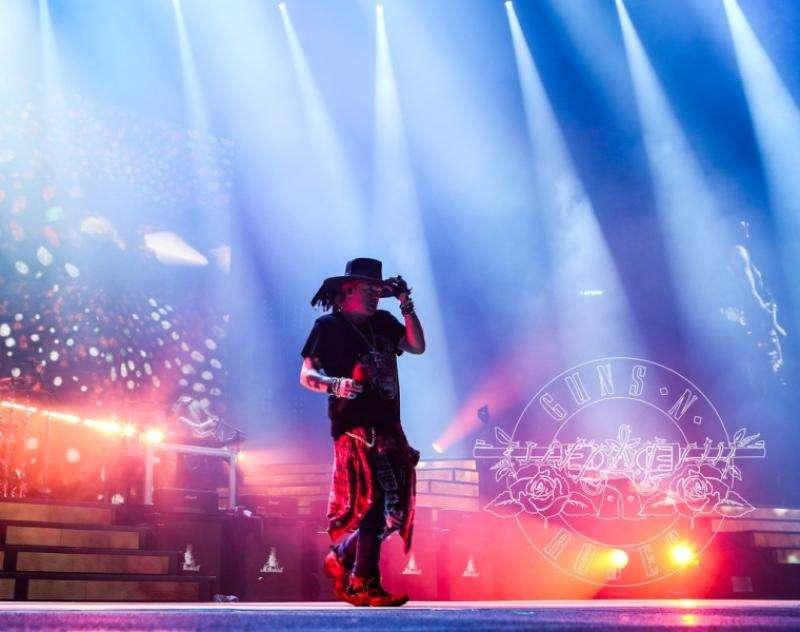 Bilet concert Guns N' Roses Praga 4 iulie 2018 cu hotel inclus