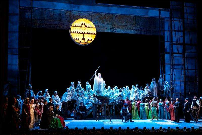 Bilet concert Nabucco Opera Verona 18 iulie 2017 cu bilet avion si hotel inclus tarifele