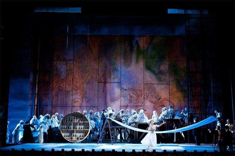 Bilet concert Nabucco Opera Verona 9 august 2018 cu bilet avion si hotel inclus