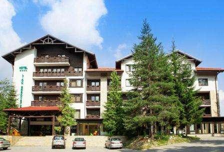 Bulgaria Borovets HOTEL SAMOKOV 4*
