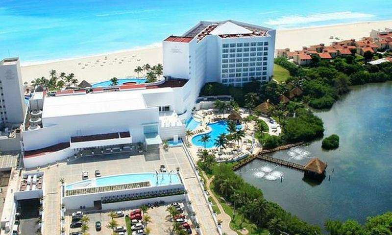 Sejur exotic Mexic Riviera Maya si Cancun Hotel Grand Sirenis Riviera 5*