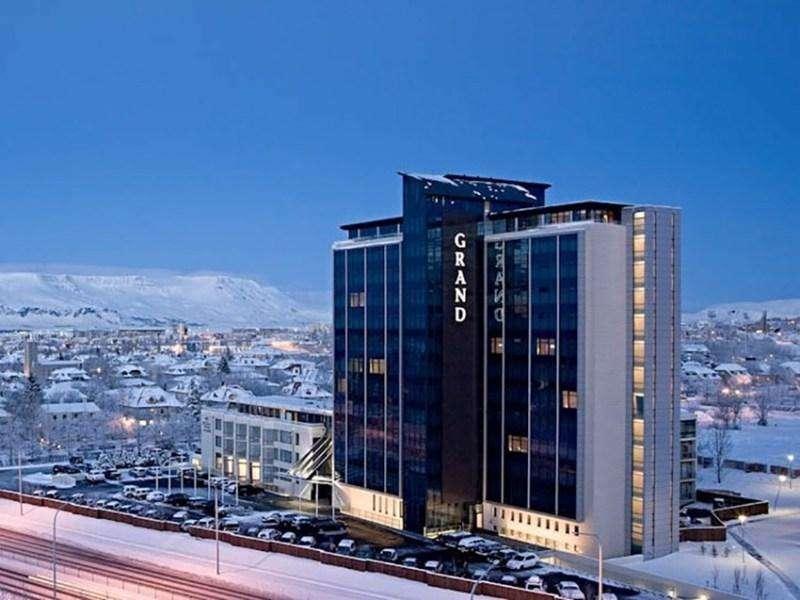 Circuit 2018 Islanda Reykjavik