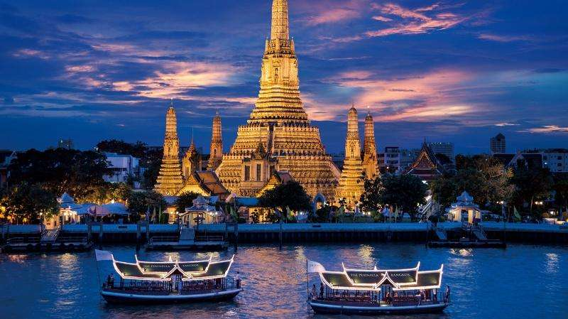 Circuit 2017 THAILANDA BANGKOK si PHUKET