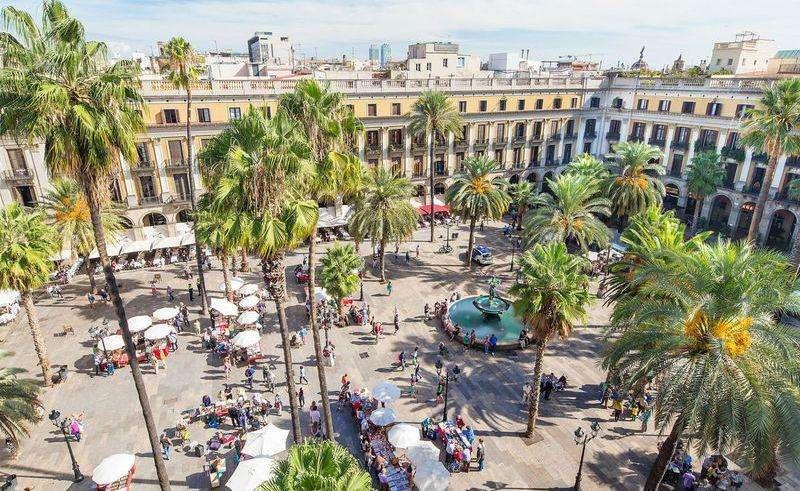 Circuit avion 2018 Barcelona orasul modernismului
