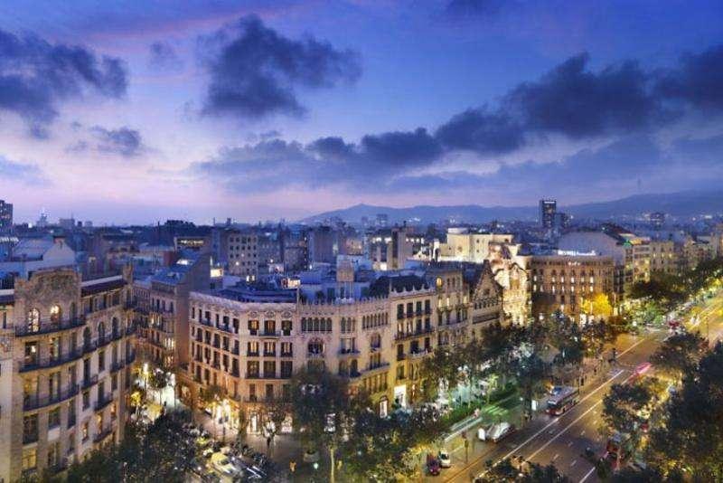 Circuit avion 2017 Barcelona orasul modernismului