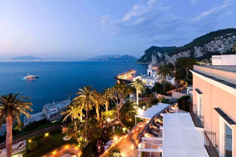 Circuit ITALIA Clasica si Insula Capri 2017
