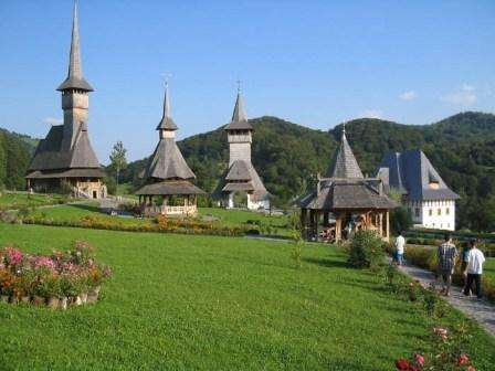 Circuit Maramures si bisericile din lemn