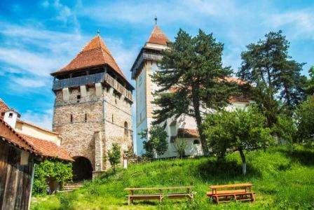 Circuit Transilvania si bisericile fortificate sasesti