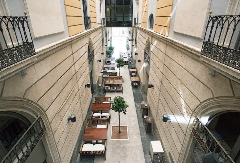 City break Alicante avion august 2018 hotel inclus