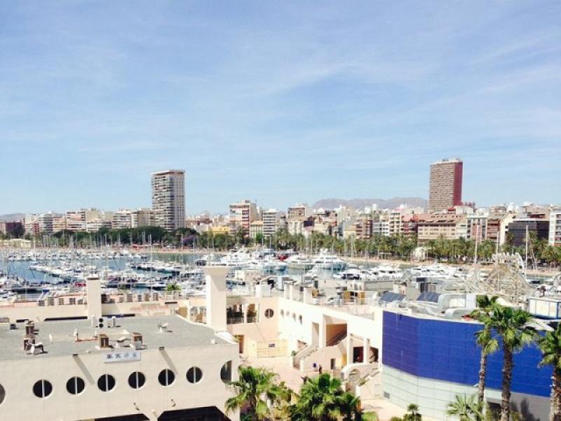 City break Alicante avion octombrie 2018 hotel inclus