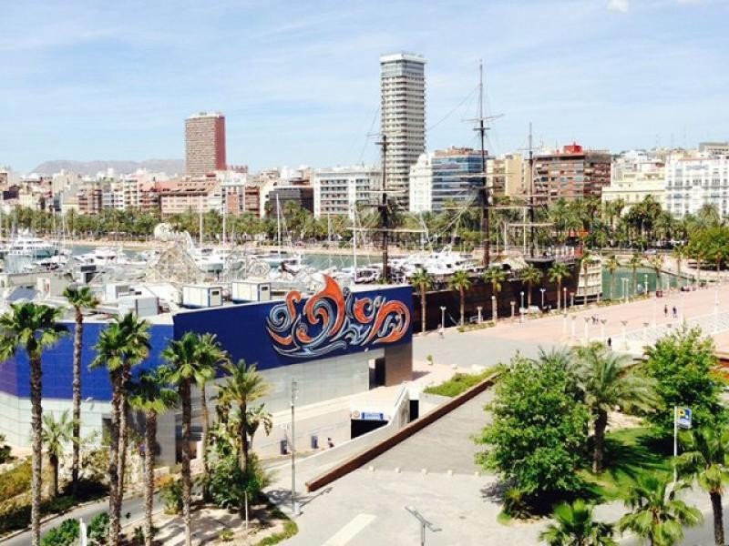 City break Alicante avionseptembrie 2018 hotel inclus