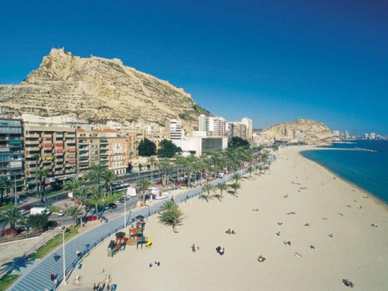 City break Alicante avion vara 2018, hotel inclus