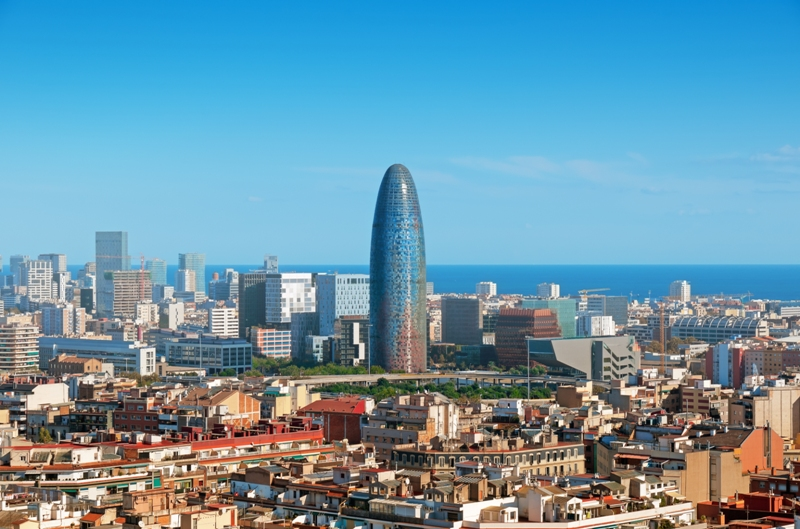 City break Barcelona februarie 2018 bilet de avion si hotel inclus