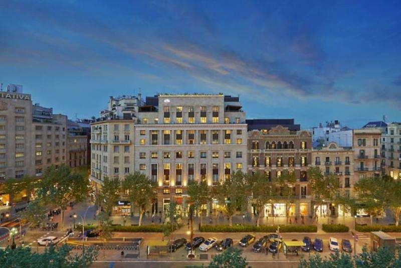 City break Barcelona Revelion 5*  2018  bilet de avion si hotel inclus