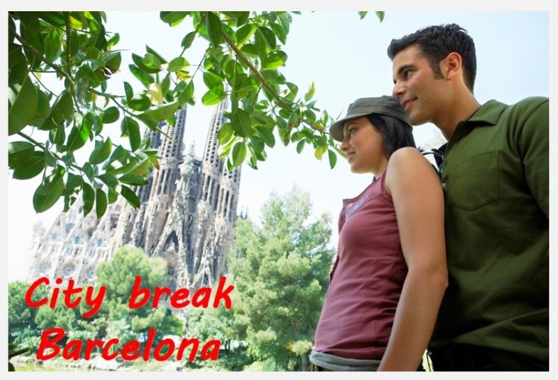 City break Barcelona septembrie  bilet de avion si hotel inclus