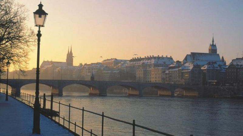 City break Basel 1 martie 2018 avion si hotel inclus