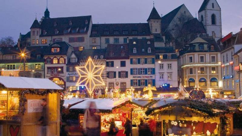 City break Basel iulie 2018 avion si hotel inclus