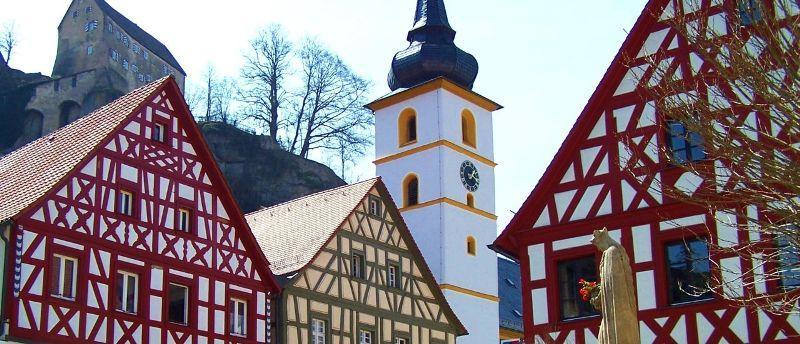 City break Bavaria august week-end Sf. Maria bilet de avion si hotel inclus