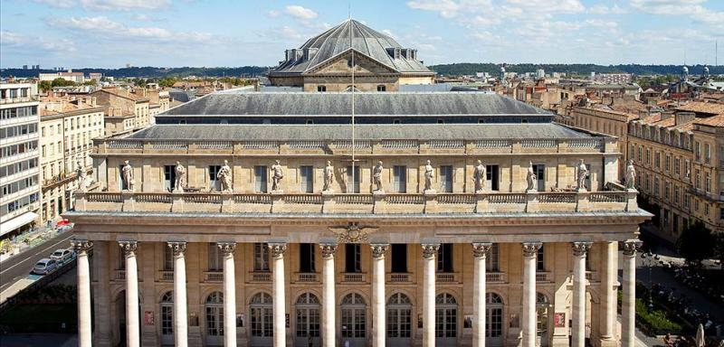 City break Bordeaux ianuarie 2018  bilet de avion si hotel inclus
