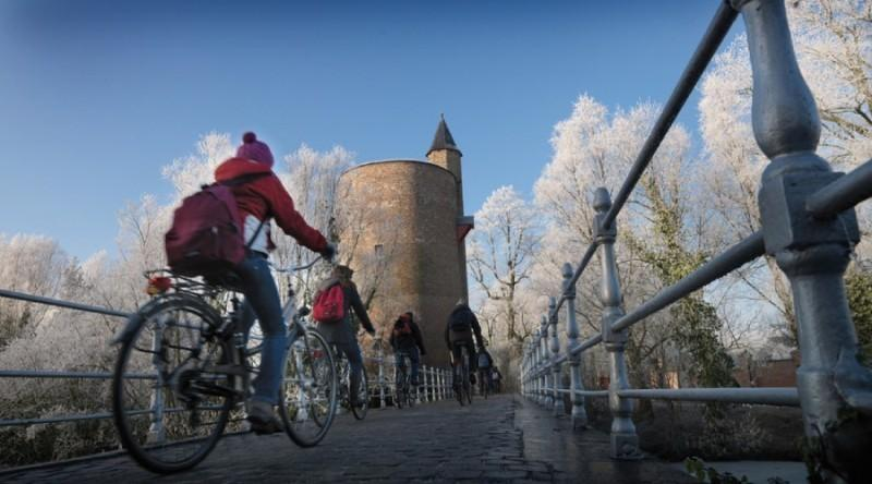 City break Bruges februarie 2018, bilet de avion si hotel inclus