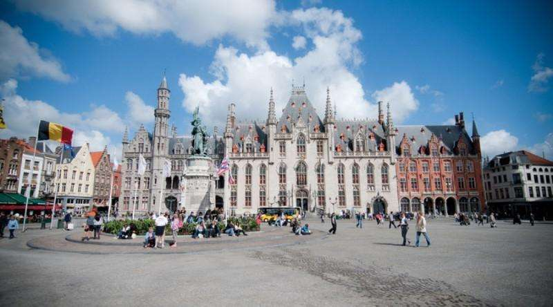 City break Bruges iulie 2018 bilet de avion si hotel inclus