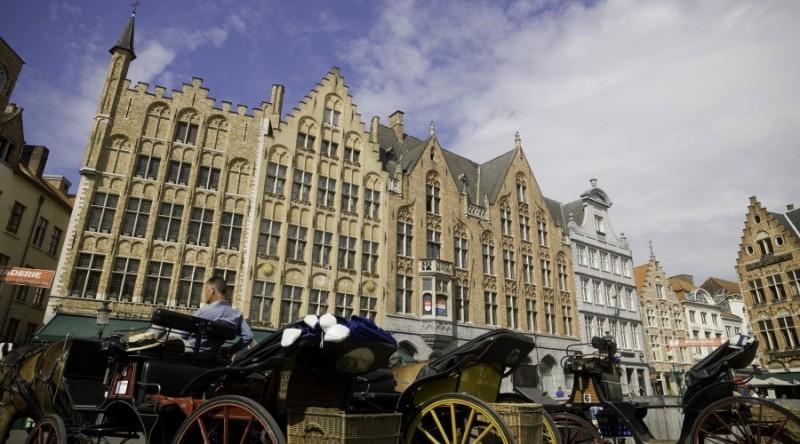 City break Bruges octombrie 2018 oferta speciala